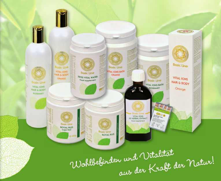 Tepperwein Collection Vitalprodukte
